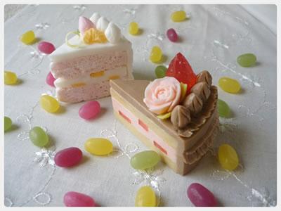 ショートケーキ|ソープカービング